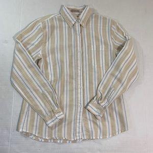 Vintage Diane Von Furstenberg Button Shirt 8